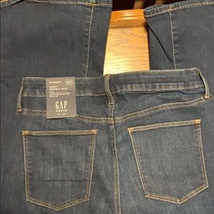 NWT Gap curvy perfect boot jeans